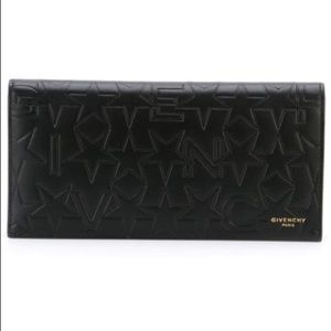 Givenchy fold over wallet - brand new with tags
